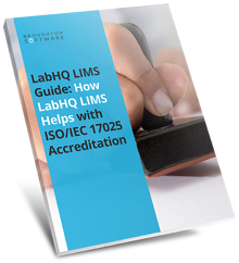 How LabHQ LIMS Helps with ISO/IEC 17025 Accreditation booklet thumbnail